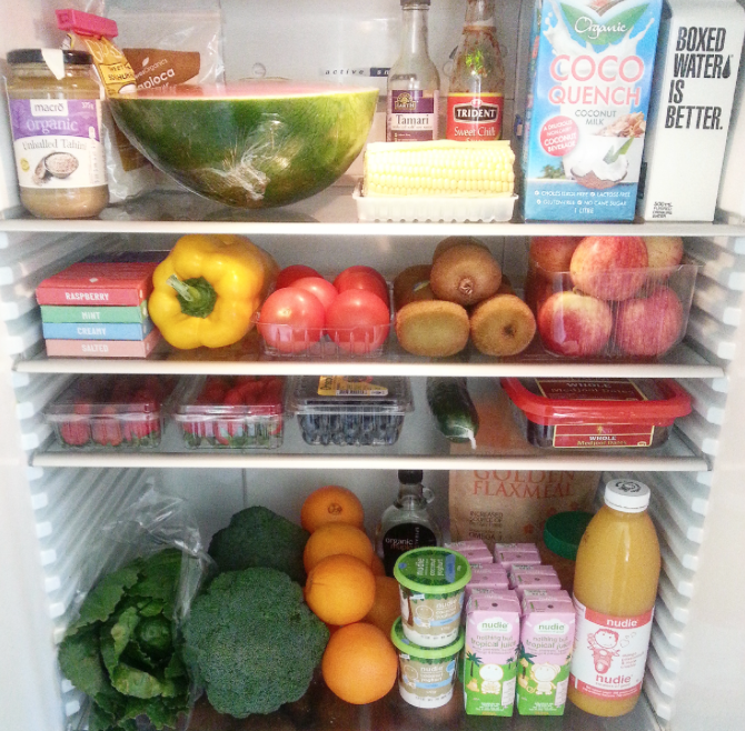 Grocery Shopping Tips + My Typical Shopping List