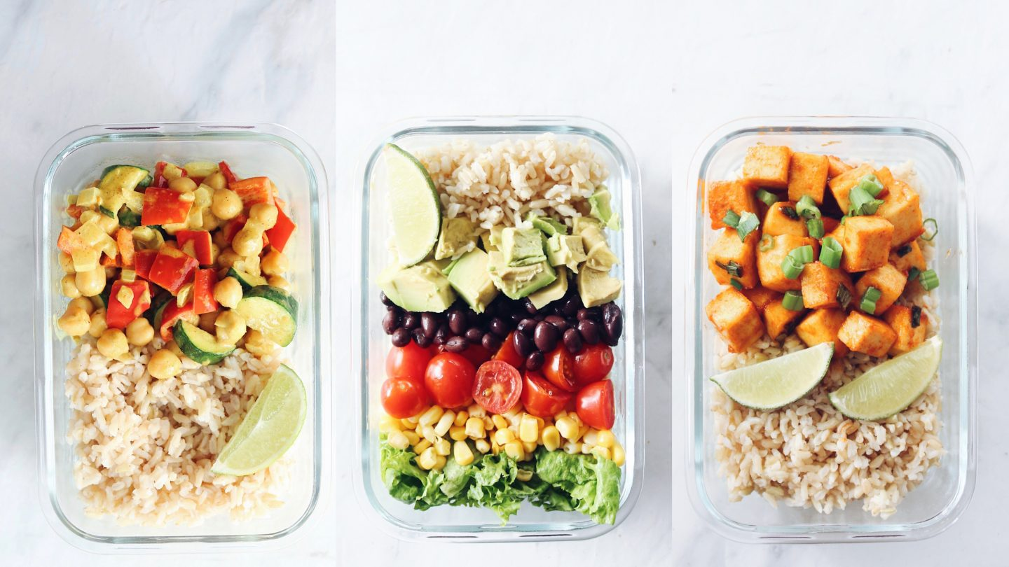 Easy, Quick, No-Fuss Lunch Ideas