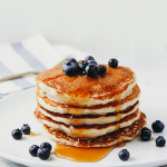 Vegan Buttermilk Pancakes