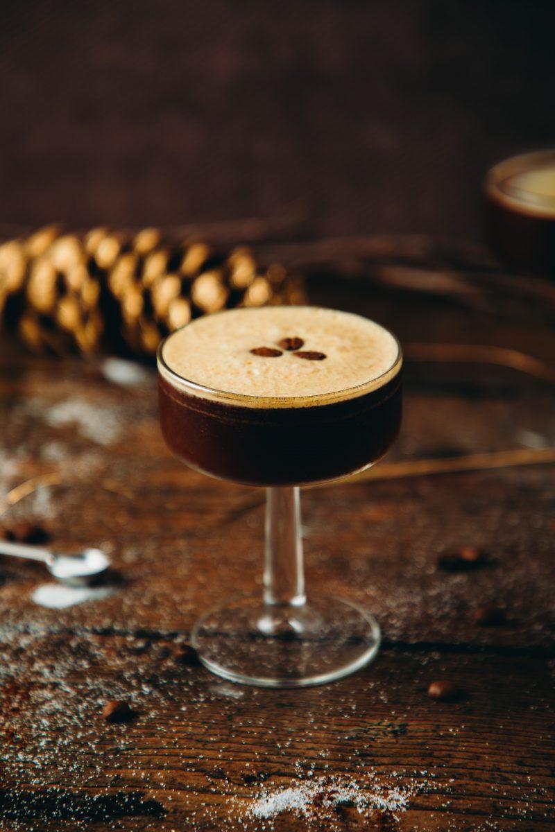 Vanilla Espresso Martini For 2 Liv B